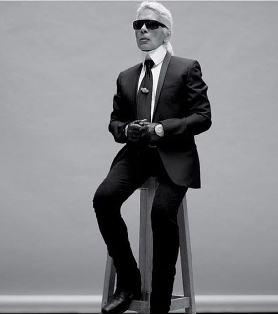 Iconic German Haute-Couture Designer, Karl Lagerfeld Dies At Age 85 .