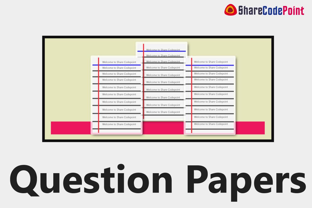 System design term paper