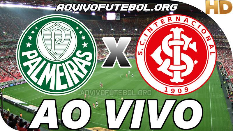Palmeiras x Internacional Ao Vivo Hoje em HD