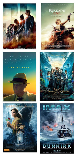 Blue Movie Posters