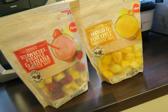 tesco smoothie mix bags