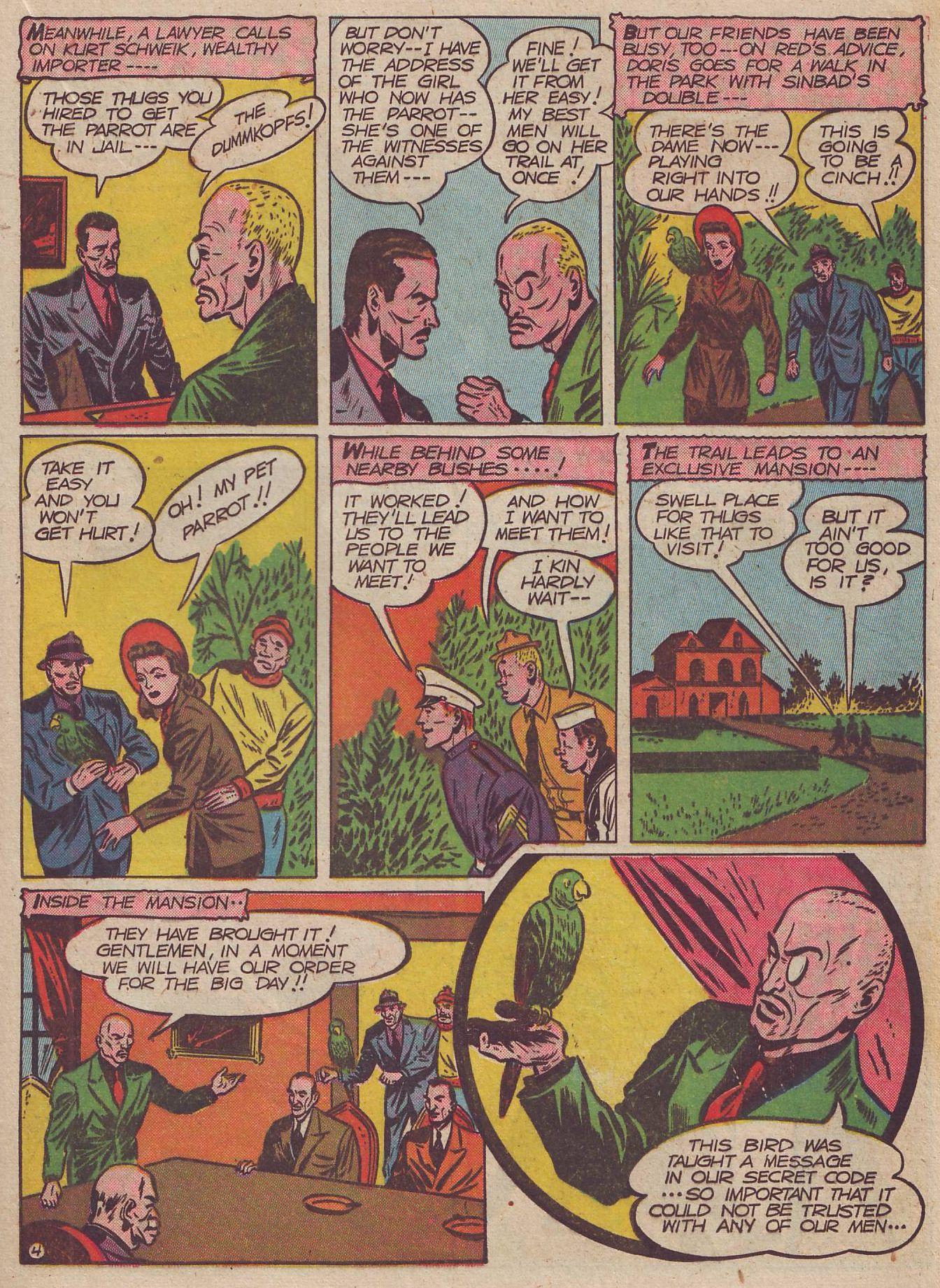 Read online All-American Comics (1939) comic -  Issue #37 - 41