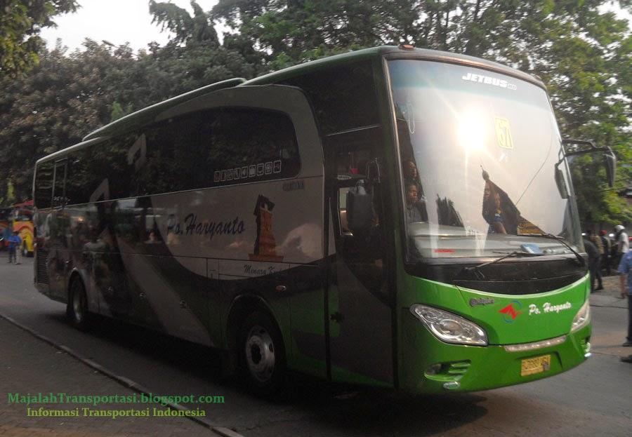 Harga Tiket Bus Haryanto April 2018 E Transportasi