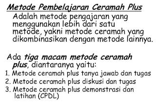 Metode Ceramah