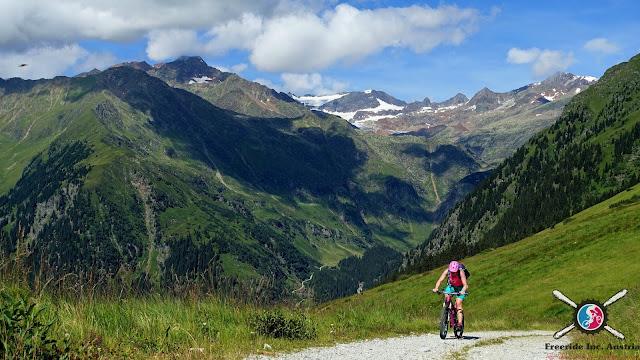mtb touren freeride inc. austria