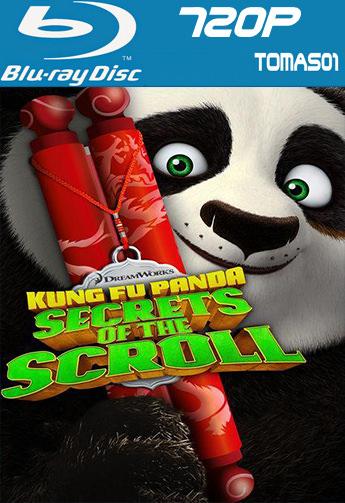 Kung Fu Panda. Los secretos del pergamino (2016) BDRip m720p