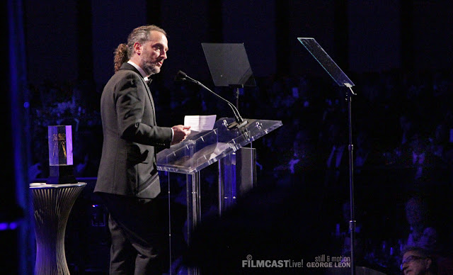 Emmanuael Lubezki ASC Awards winner The Revenant. ©george leon/filmcastlive