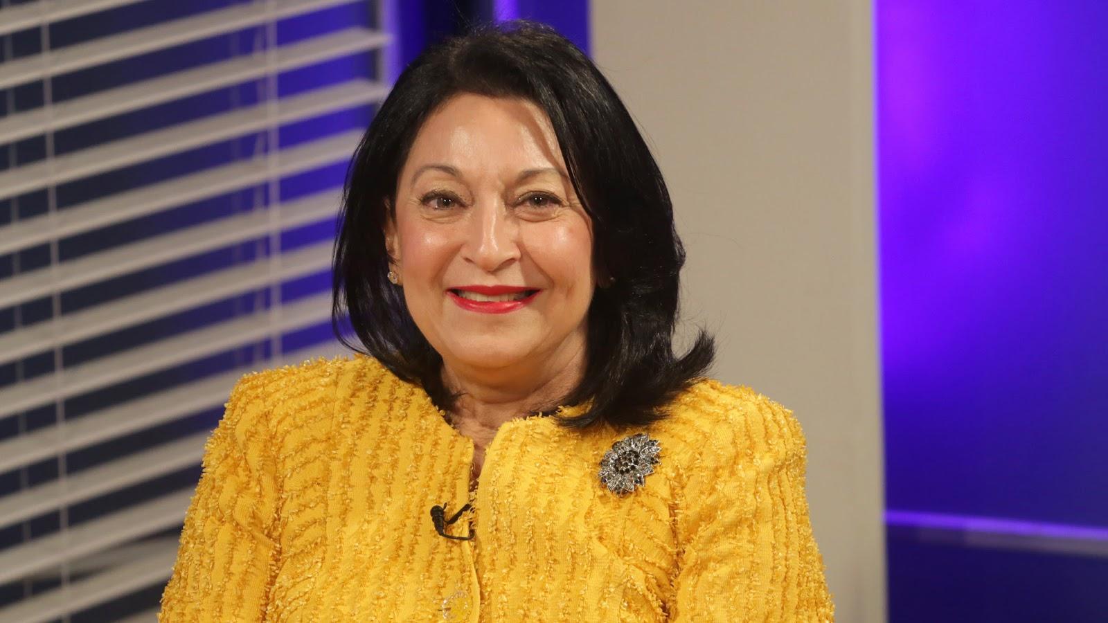 Rosa Rita Álvarez: mujeres dominicanas crecen en todas las áreas de desarrollo