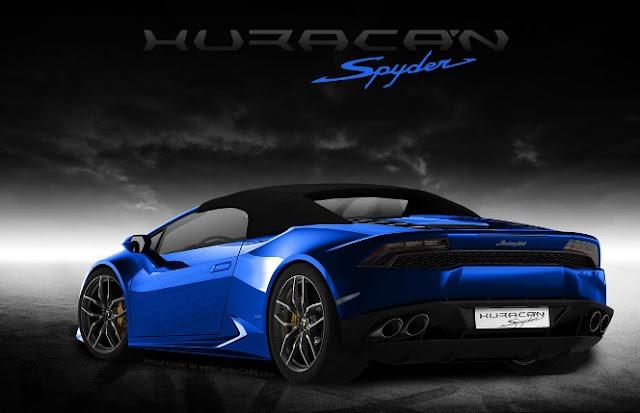 REVIEW 2016 Lamborghini Huracan Spyder