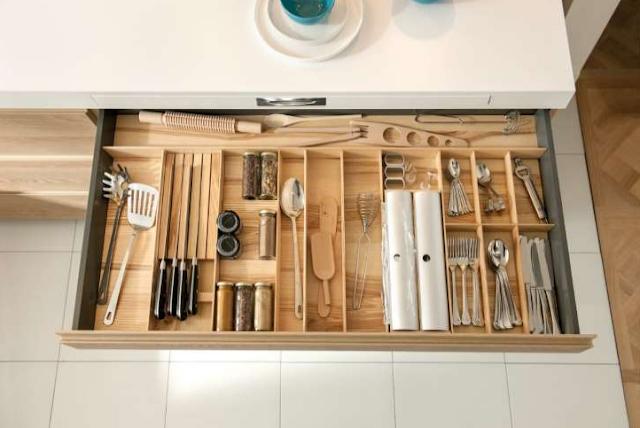 Tips Sederhana Merapikan Dapur Dan Membereskan Rumah