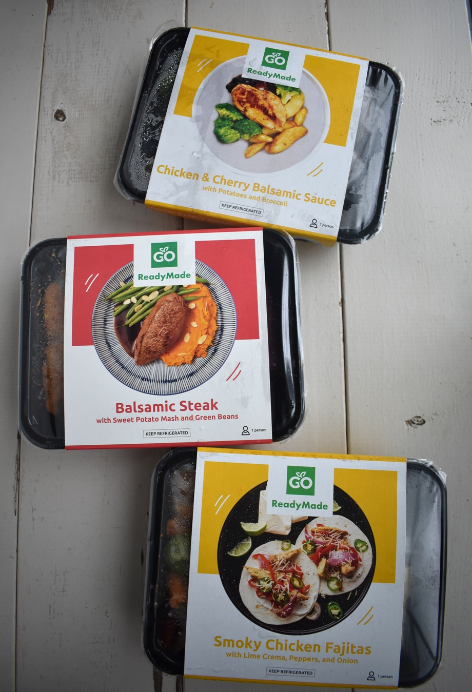 Go Ready Made Meals