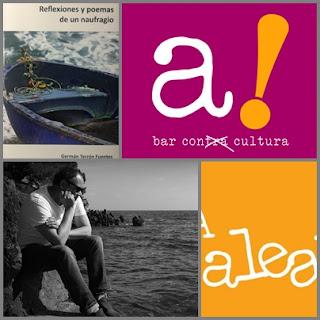 Resultado de imagen de presentacion de reflexiones y poemas de un naufrago mascab