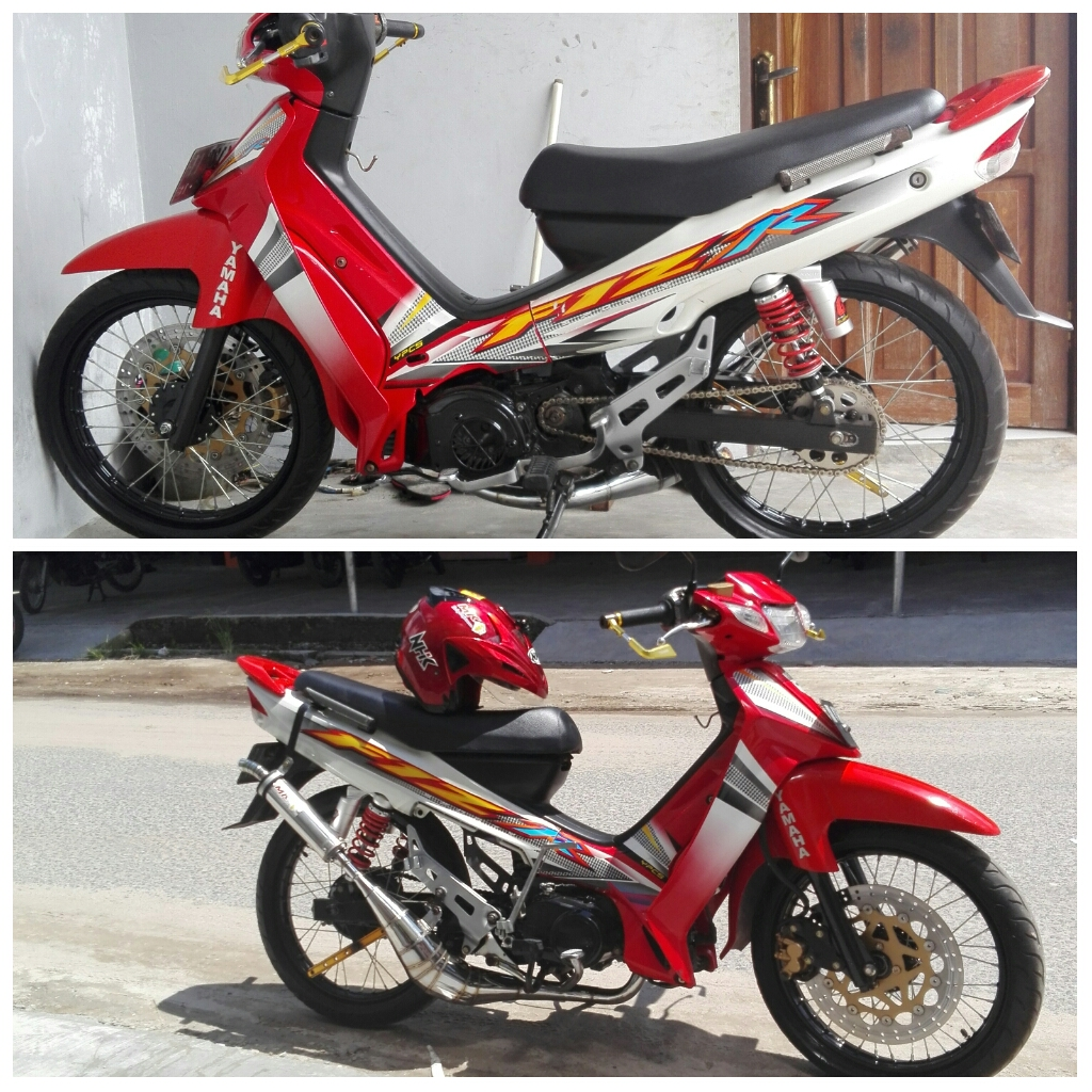 F1zr 2002 Modif Std  Yamaha F1zr 2002