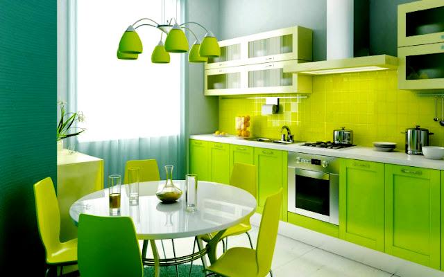 Kelebihan Dapur Cantik Dan Modern