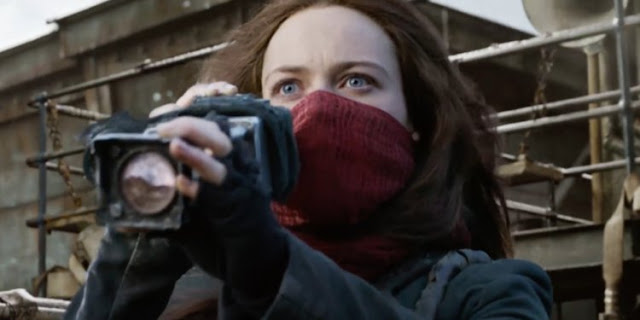 Film Mortal Engines (2018) 1