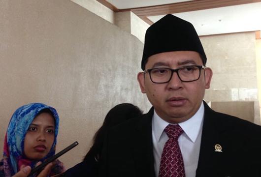 Fadli Zon Minta KPU Tak Larang Mantan Koruptor Daftar sebagai Caleg