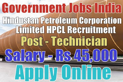 Hindustan Petroleum Corporation Limited HPCL Recruitment 2017