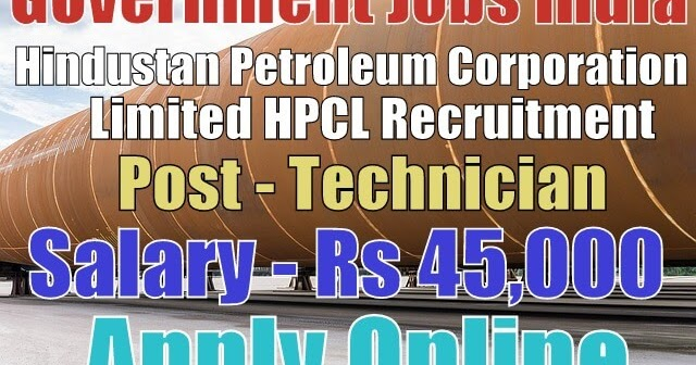 hindustan-petroleum-corporation-limited-hpcl-recruitment-2017  Th P Govt Job Online Form on