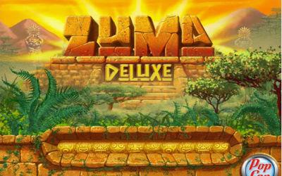 Zuma Deluxe - Jeu de Puzzle en Ligne
