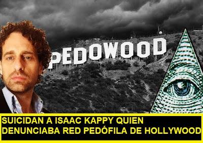 La élite suicidó a Isaac Kappy, quien denunció de pedofilia a Tom Hanks, Seth Green, Steven Spielberg #Katecon2006
