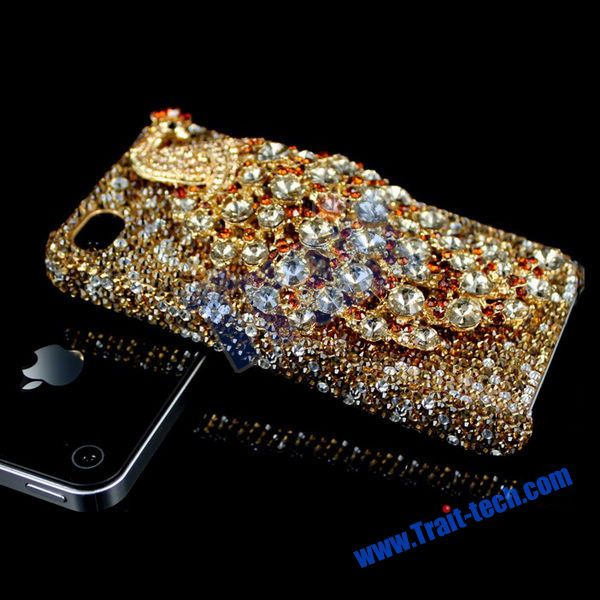 3d Movie Image  3d Jeweled Iphone 4 Cases 91cd4a6a3560