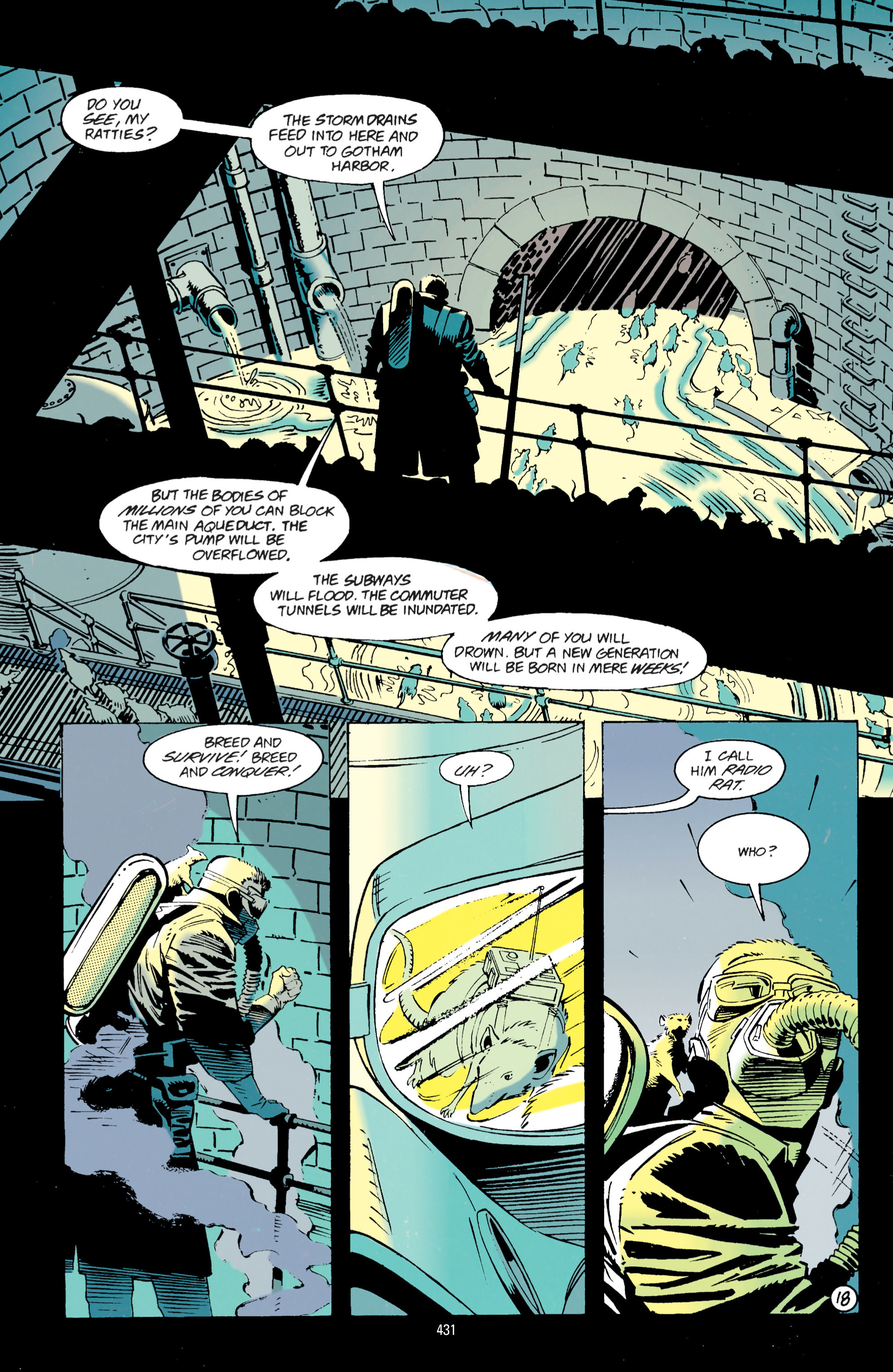 Detective Comics (1937) 679 Page 18