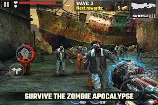 DEAD TARGET: FPS Zombie Apocalypse Survival Games v4.10.1.1 (Mod Money)