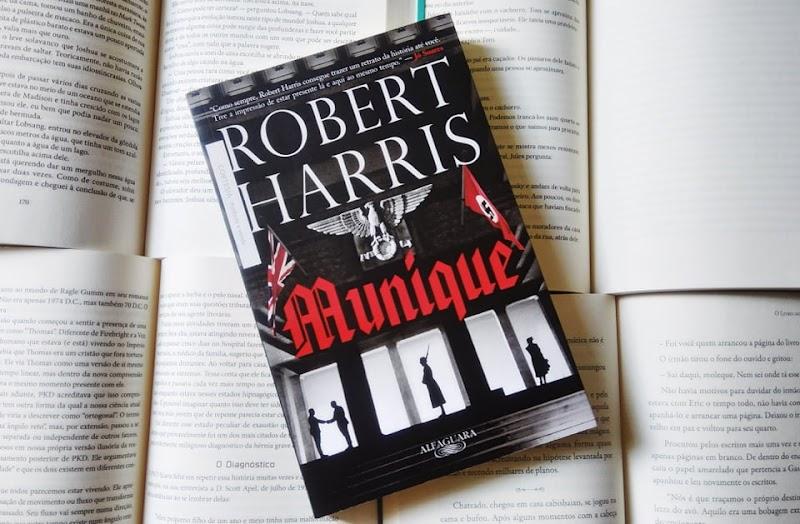 [RESENHA #599] MUNIQUE - ROBERT HARRIS