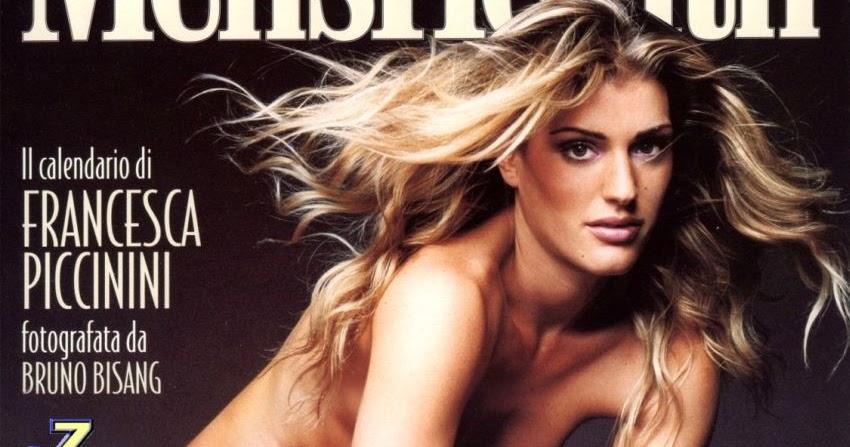 Francesca Piccinini Calendario.Francesca Piccinini Calendario Men S Health 2004