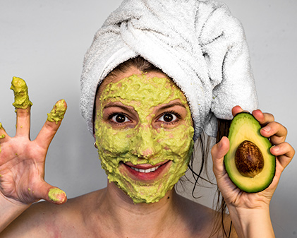 Healthy Food Facials