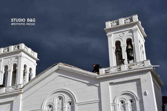 Αποκαταστάσεις σε 8 ιερούς Ναούς της Αργολίδας ενέκρινε το ΠΕΣΥ Πελοποννήσου