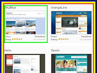 bTemplates Dan ZoomTemplate : Cara Download Gratis Template Blog/Template Wordpress Secara Mudah