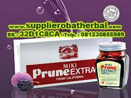 MIKI PRUNE EXTRACT | 081230855989 | jual grosir agen murah  di SURABAYA