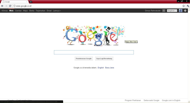 Sangat Unik Google Doodle Hari Ini
