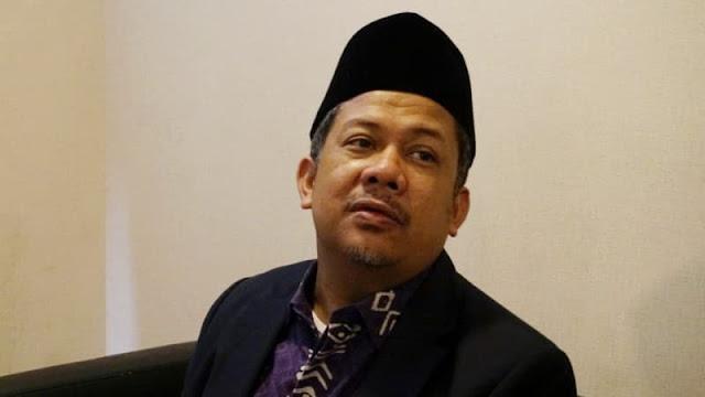 Fahri Hamzah: Keluarga Dijadikan Caleg oleh PKS, Lah Ini Kacau