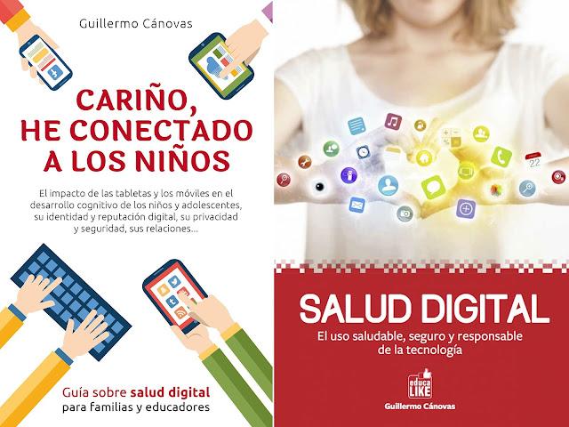 #SoyFamiliaDigital #IEncuentrodeFamiliasDigitales #Telefonica #SaludDigital #GuillermoCanovas