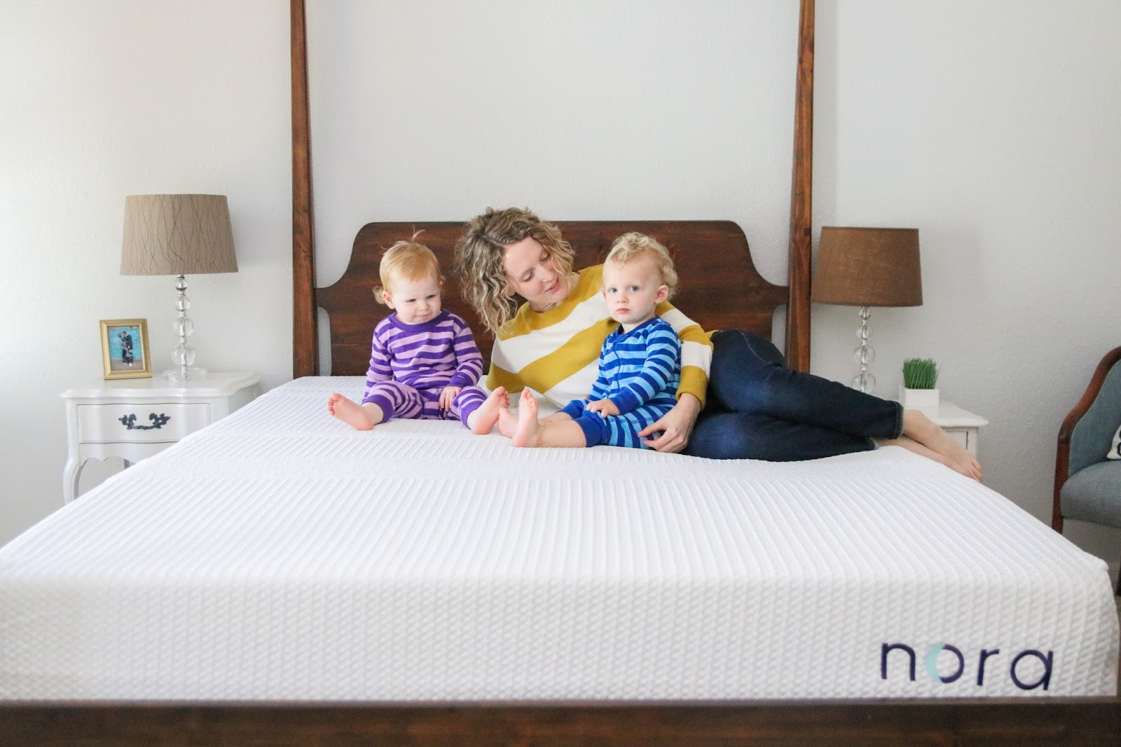 why we don t co sleep nora mattress review jesse coulter
