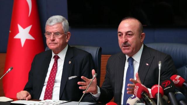 Turquía lanzará ofensiva en Siria si se retrasa la salida de EEUU