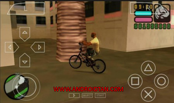 Free Download Grand Theft Auto Vice City Stories (USA) ISO/CSO  PPSSPP Full Version