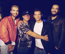 Pic Tokio Hotel Backstage With Fans In Boston Ma