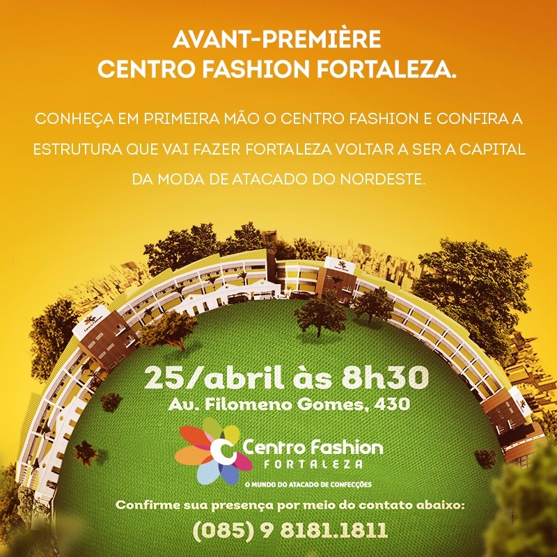 O Centro Fashion Fortaleza aa863dc68b4
