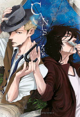 "Manga: Review ""Canis - Dear Mr. Rain "" de ZAKK - Milkyway Ediciones"
