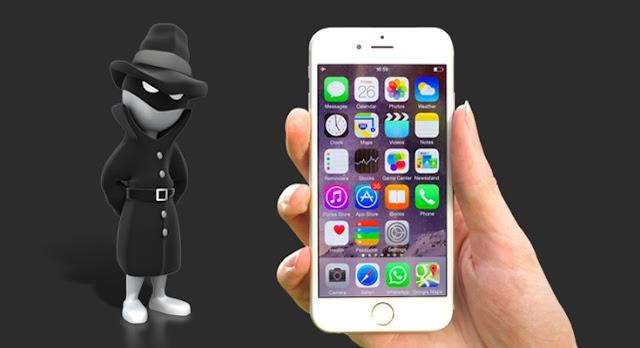 Ternyata Iphone bisa mengambil foto anda secara diam diam