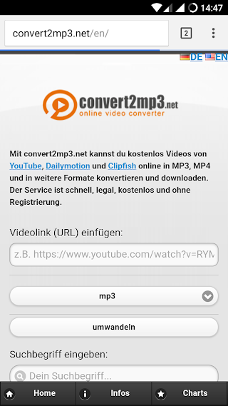 Situs covert MP3 youtube