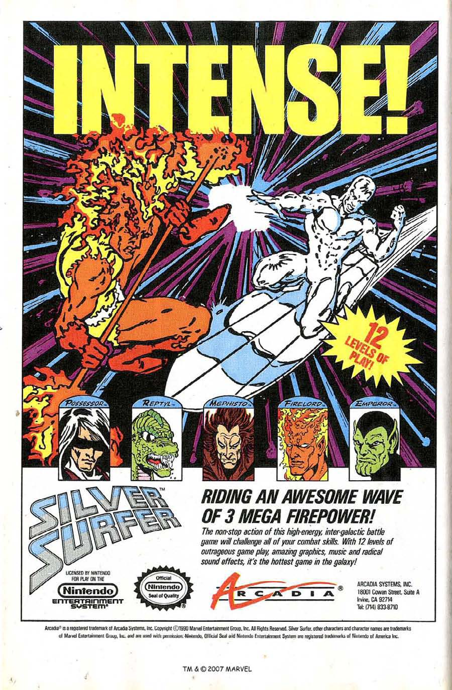 Read online Silver Surfer (1987) comic -  Issue #46 - 14