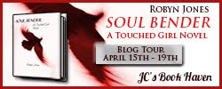 The Soul Bender Blog Tour was great fun!