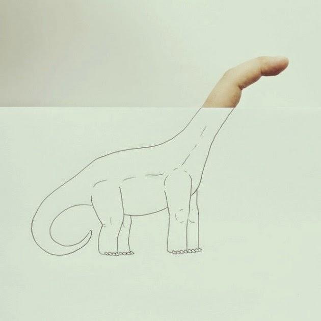 Javier Pérez animal drawings