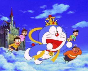 180 Koleksi DP BBM Dan Gambar Animasi Bergerak Doraemon