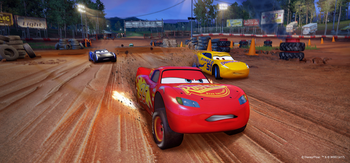 Cars 3 Driven To Win ESPAÑOL XBOX 360 (Region FREE) (COMPLEX) 2