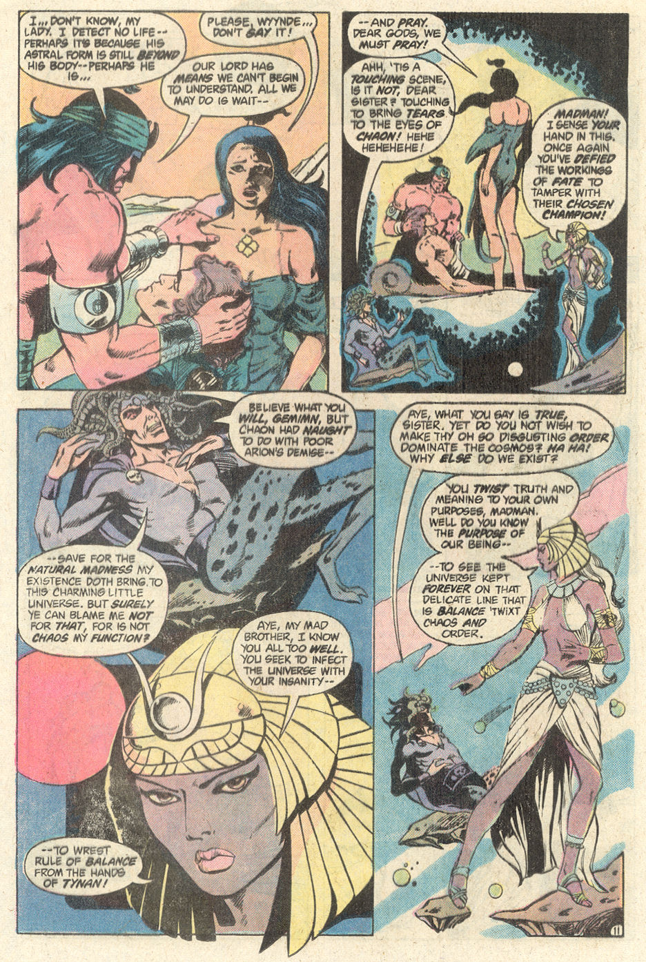 Read online Arion, Lord of Atlantis comic -  Issue #1 - 11